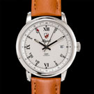 Towson Skipjack 100 GMT Automatic Watch