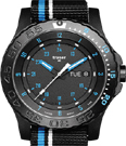 Traser Blue Infinity Tactical Watch
