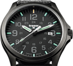 Traser P67 Officer Pro GunMetal Black Watch