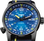 Traser P68 Pathfinder Automatic Blue Watch