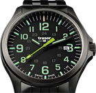 Traser P67 Officer Pro Gun Metal Lime Watch