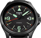 Traser P67 Officer Pro Automatic Black Watch