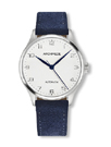Archimede Klassic 36 White Dial Automatic Watch UA4929-A3.19
