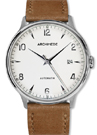 Archimede 1950-2 White Dial Automatic Watch UA8068P-A1.3