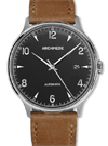 Archimede 1950-2 Black Dial Automatic Watch UA8068P-A1.3