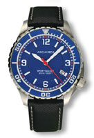 Archimede SportTaucher Blue Dial Automatic Dive Watch UA8974-TB-A5.5