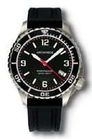 Archimede SportTaucher Black Dial Automatic Dive Watch UA8974-TS-A1.2