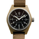 Marathon General Purpose Mechanical Desert Tan Tritium  Watch