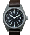 Marathon General Purpose Quartz Green Tritium Watch