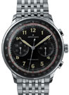 Junghans Meister Telemeter Black Automatic Chronograph Watch 027/3381.44