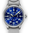 Laco Aachen Blue Automatic Pilot Watch