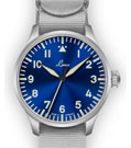 Laco Augsburg Blue Automatic Pilot Watch