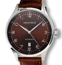 Archimede Klassic Brown Dial Automatic Dress Watch UA7929-A2.10