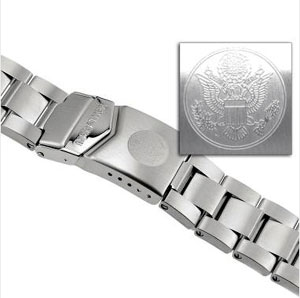 Marathon US Great Seal 22mm Bracelet