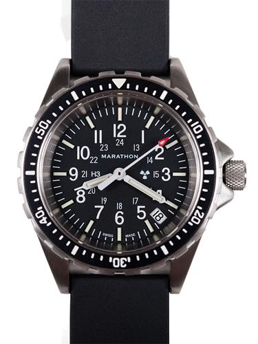 Marathon medium quartz tritium dive watch marathon watches marathon ww194027 for Tritium dive watches