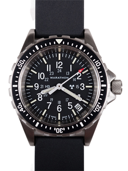 Marathon Medium Quartz Tritium  Dive Watch
