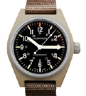 Marathon General Purpose Quartz Desert Tan MaraGlo Watch
