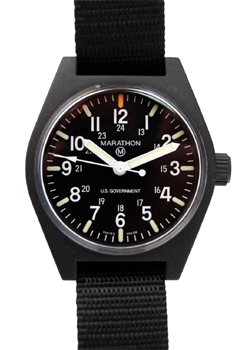 Marathon General Purpose Quartz MaraGlo Watch