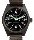 Marathon General Purpose Quartz Green MaraGlo Watch