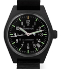 Marathon General Purpose Quartz Date Tritium Watch