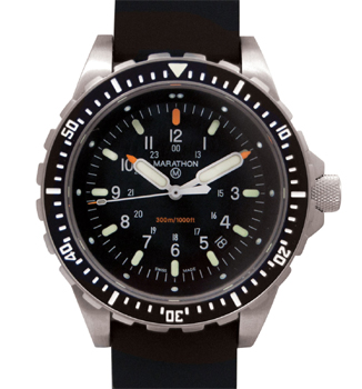 Marathon Jumbo  Le Grand Plongeur Dive Watch