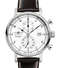 Graf Zeppelin Nordstern Chronograph Watch 7578-1