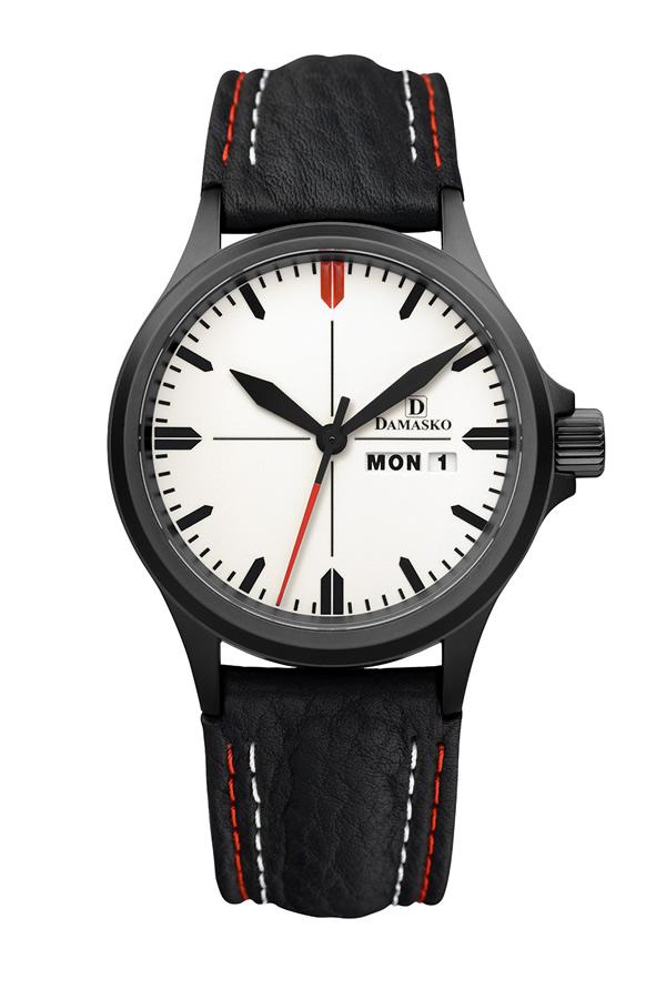 Damasko da35 black automatic watch damasko watches damaskoda35black for Damasko watches