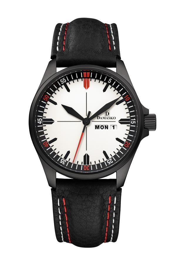 damasko da353 black automatic damasko watches