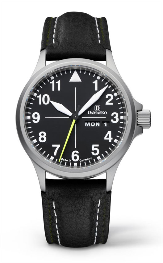 Damasko DA36 Automatic Watch, Damasko Watches, DA36 WatchMann.com