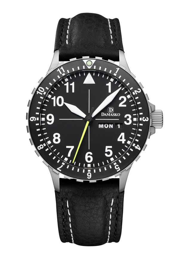damasko da46 automatic damasko watches da46
