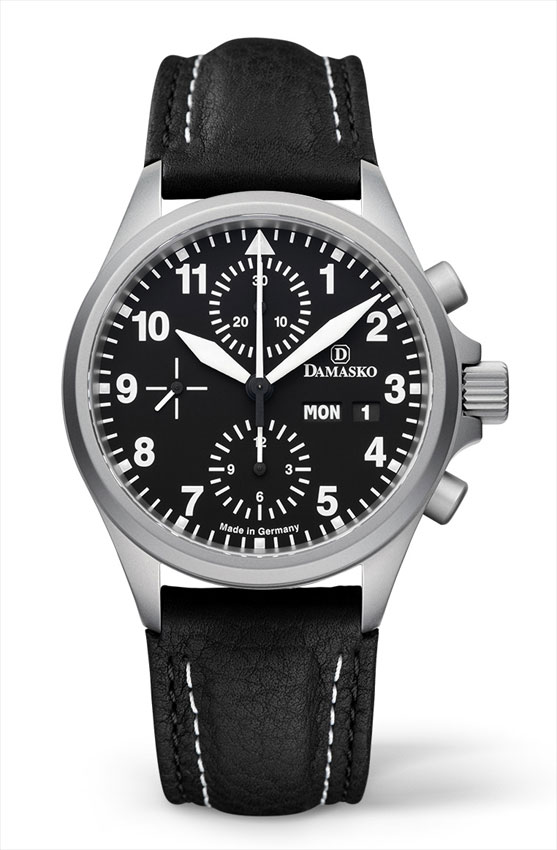 Damasko dc56 automatic chronograph watch damasko watches dc56 for Damasko watches