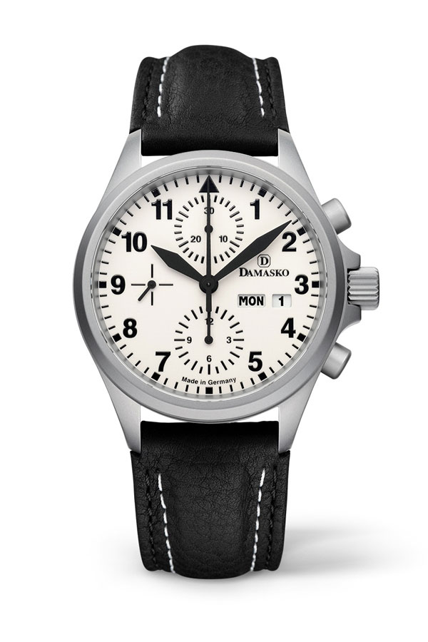 damasko dc57 automatic chronograph watch damasko watches dc57