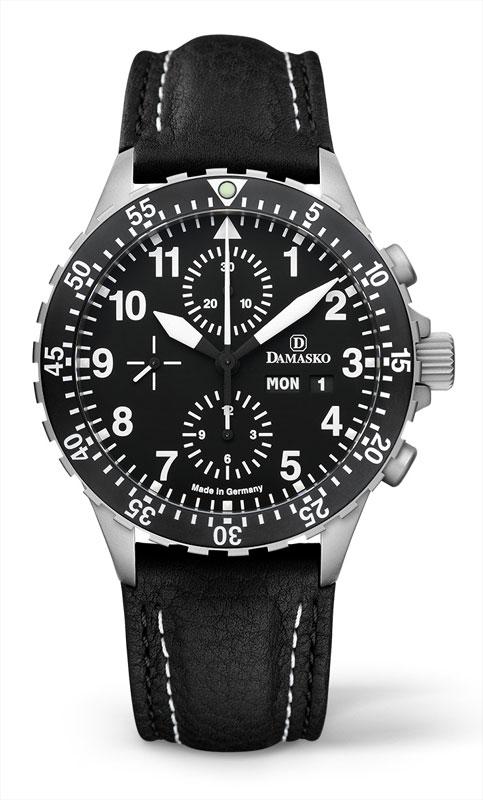 Damasko dc66 automatic chronograph watch damasko watches dc66 for Damasko watches
